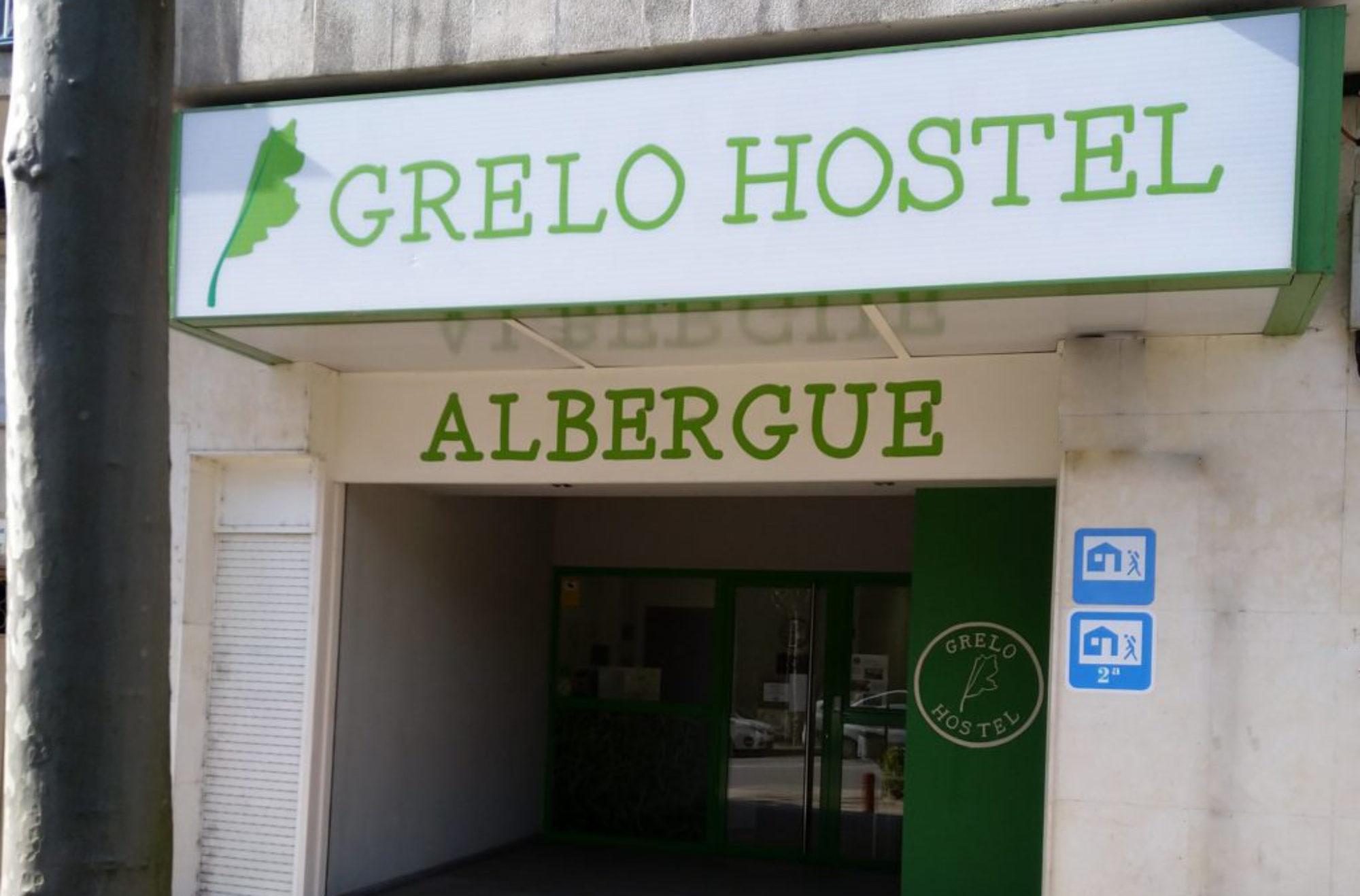 Grelo Hostel - Albergue moderno
